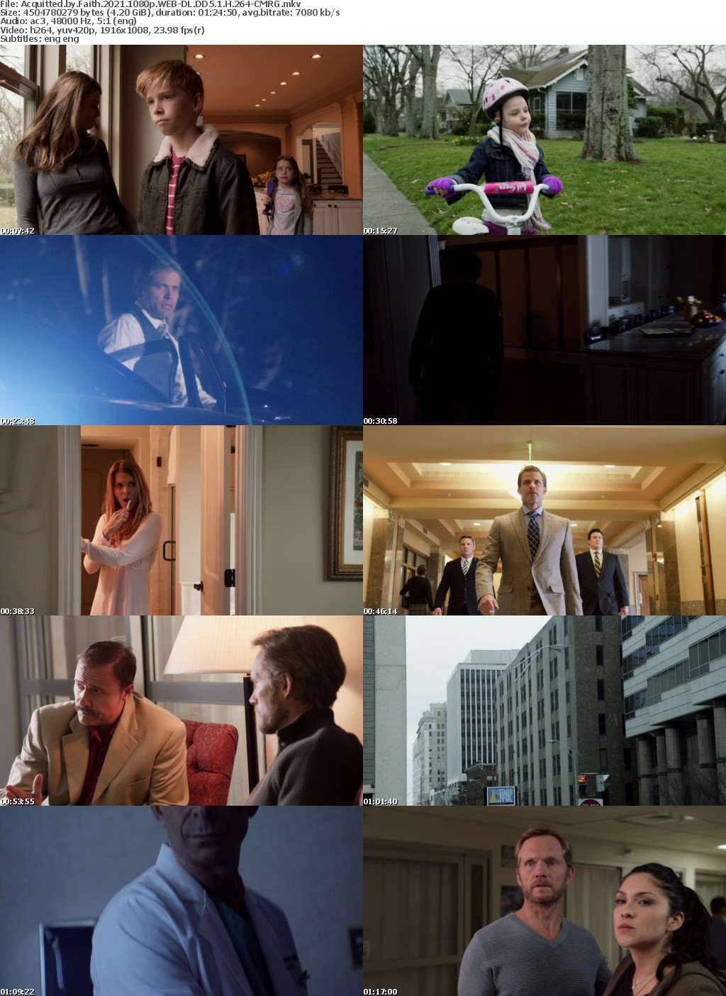 Acquitted by Faith 2021 1080p WEB-DL DD5 1 H 264-CMRG