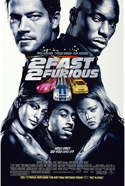 2 Fast 2 Furious 2003 720p HD x264 MoviesFD