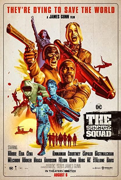 The Suicide Squad 2021 1080p HMAX WEBRip 1600MB DD5 1 x264-GalaxyRG