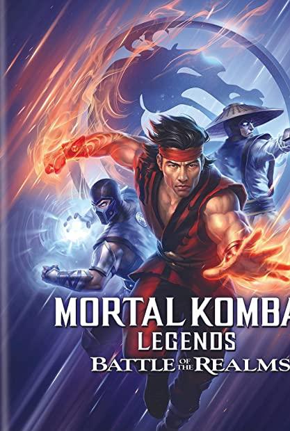 Mortal Kombat Legends Battle of the Realms 2021 720p WEBRip 800MB x264-GalaxyRG