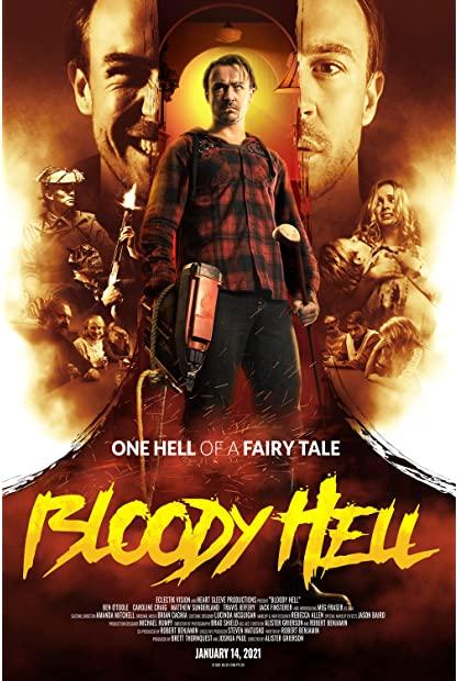 Bloody Hell 2020 720p BluRay 800MB x264-GalaxyRG