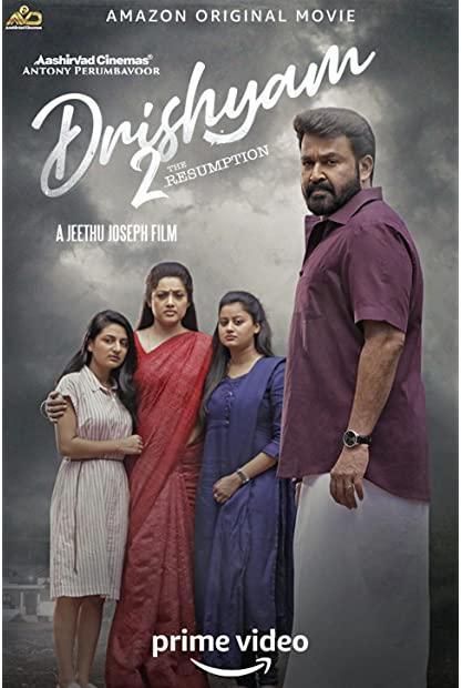 Drishyam 2 (2021) Hindi Dub 720p WEB-DLRip Saicord
