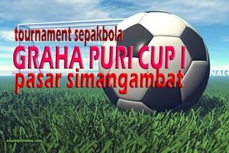 5668437588ca218cb0ccd764e5ab884422f2378 Turnamen Sepakbola Graha Puri Cup I 2010 Simangambat Ajang Tingkatkan Mutu Olahraga dan Jalin Silaturahmi