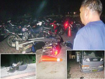 5976677659c41364b4f9c289e0e55264582d35d 17 Agustus, Polresta Siantar Diserang Oknum TNI, Sepedamotor dan Mobil Dalmas Rusak