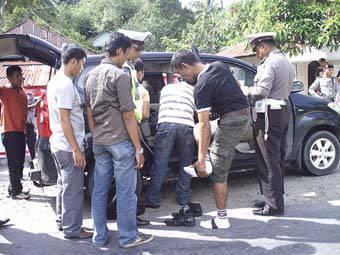 63949974d514c25722641bbd2b5995d748af508 Polresta Padangsidimpuan Razia Senpi dan Sajam Di Perbatasan