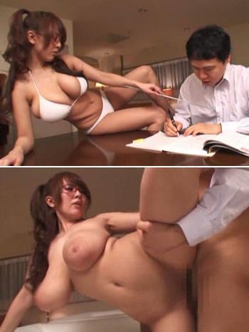 Hitomi tanaka asian has huge bazoom bas