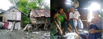 93356579a4b0b97adcdc89dd1905b094404b2ca Masalah Kemiskinan Sekeluarga Tinggal di 'Kandang Kambing'